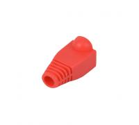 Ковпачок для конектора RJ 45 (100 шт.) червоний