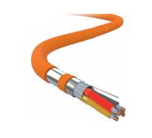Вогнестійкий безгалогенний кабель JE-H(St)H FE180 / E90 1x2x0,8