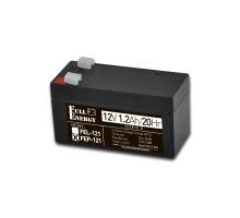 Акумулятор 12В 1.2 Аг для ДБЖ Full Energy FEP-121
