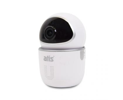 Wi-Fi відеокамера поворотна 2 Мп з Wi-Fi ATIS AI-462T для системи відеоспостереження