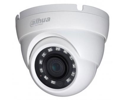 HDCVI відеокамера Dahua HAC-HDW1200MР-0360В для системи відеонагляду