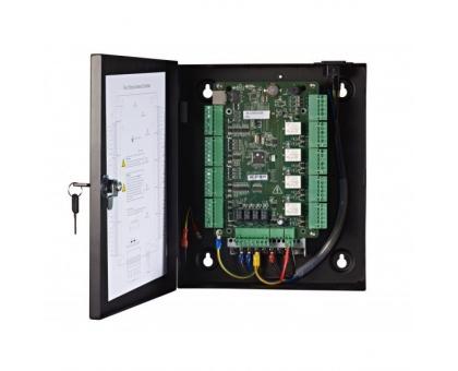 Контролер Hikvision DS-K2804 для 4 дверей