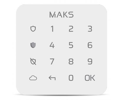 Комплект бездротової охоронної сигналізації MAKS PRO