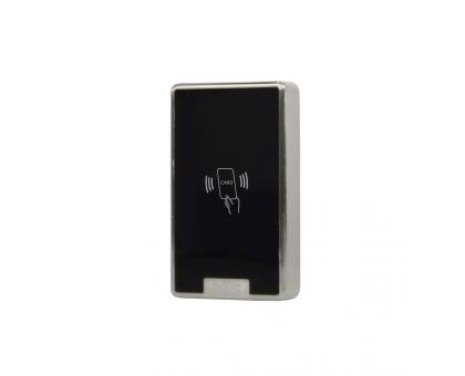 Контролер із вбудованим зчитувачем вологостійкий ATIS ACPR-06 EM-W (black)