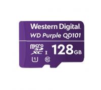 Карта пам'яті Western Digital MEMORY MICRO SDXC QD101 128GB UHS-I WDD128G1P0C WDC спеціалізована для відеоспостереження