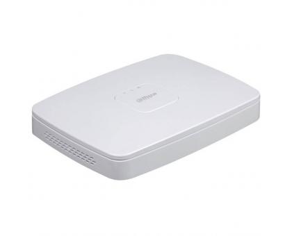 IP-відеореєстратор Dahua NVR2108-8P-4KS2 для систем відеонагляду