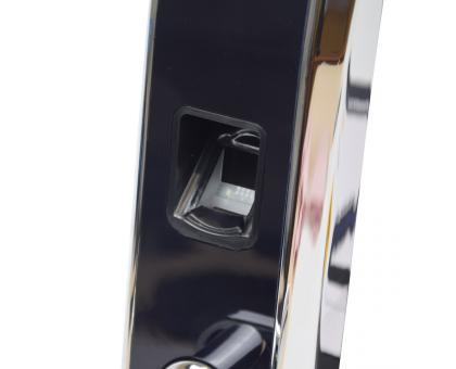 Smart замок ZKTeco TL400B з Bluetooth, зчитувачем відбитку пальця і карт EM-Marine