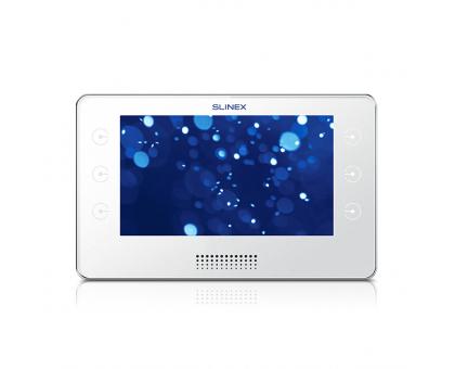 IP-відеодомофон Slinex Kiara (білий)