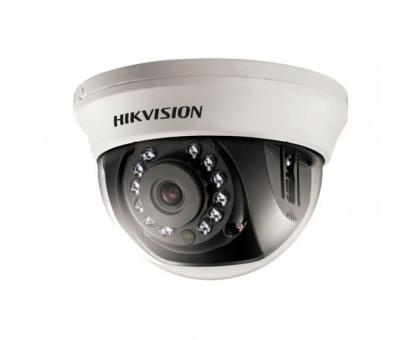 HD-TVI відеокамера Hikvision DS-2CE56D0T-IRMMF(2.8mm) для системи відеоспостереження