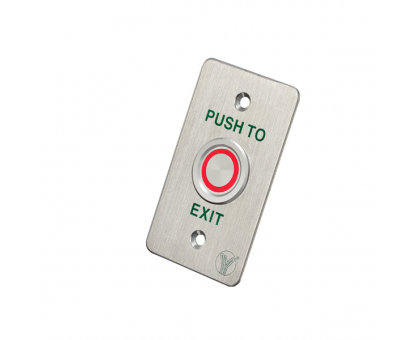 Кнопка виходу п'єзоелектрична Yli Electronic PBS-820B(LED) з LED-підсвічуванням