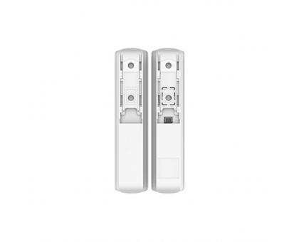 Бездротовий датчик відчинення дверей/вікна з сенсором удару і нахилу Ajax DoorProtect Plus white