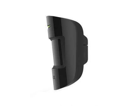 Бездротовий датчик руху Ajax MotionProtect Plus black EU з мікрохвильовим сенсором