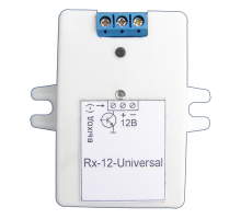 RX-12 (бездротове радіореле управління навантаженнями 12В)