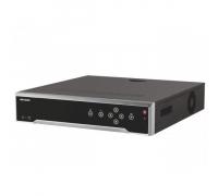 IP-відеореєстратор Hikvision DS-7732NI-I4/16P(B) для систем відеонагляду