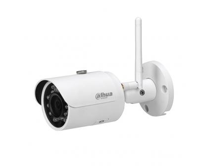 IP-відеокамера 3 Мп з Wi-Fi Dahua IPC-HFW1320SP-W-0360B для системи відеоспостереження