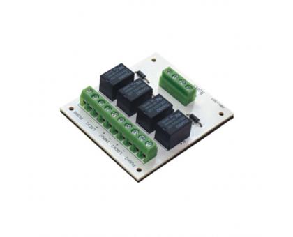 Релейний модуль PCB-501 на дві двері (шлюз)