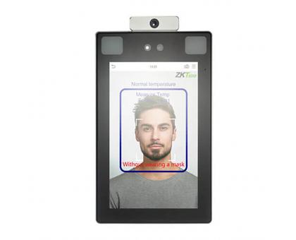 Біометричний термінал розпізнавання облич ZKTeco ProFace X[TD]