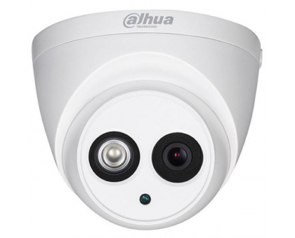 HDCVI відеокамера Dahua HAC-HDW1200EMP-A-0360B для системи відеонагляду