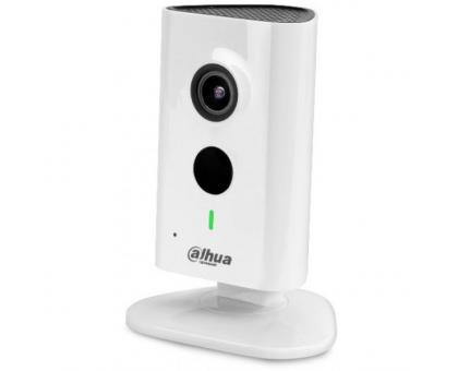 IP-відеокамера 3 Мп з Wi-Fi Dahua IPC-C35P для системи відеоспостереження