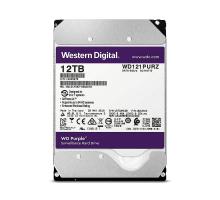 Жорсткий диск 12TB Western Digital WD121PURZ для відеоспостереження