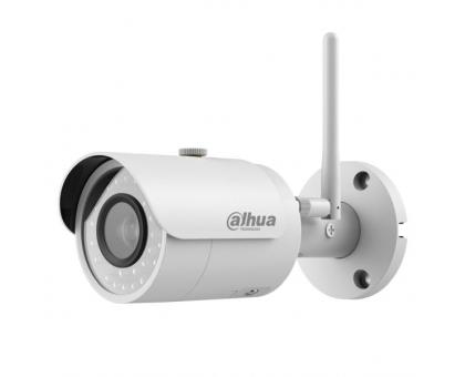 IP-відеокамера 3 Мп Dahua IPC-HFW1320SP-W-0280B для системи відеоспостереження