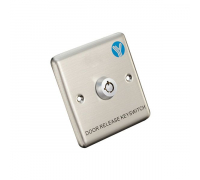 Кнопка виходу з ключем Yli Electronic YKS-850M для системи контролю доступу
