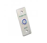 Кнопка виходу Yli Electronic PBK-814A(LED) з LED-підсвічуванням